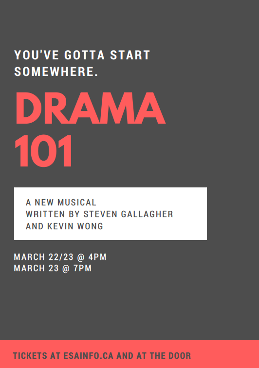 Drama 101 ESA