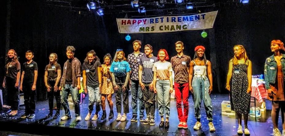 2019 Fringe cast